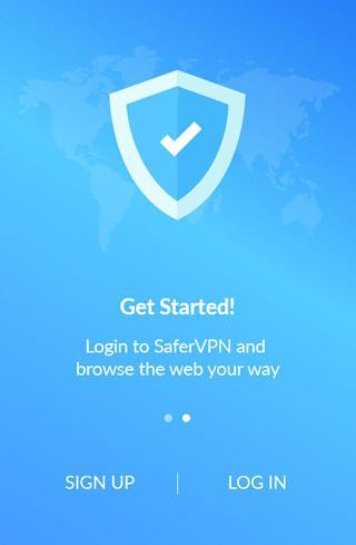safervpn android login
