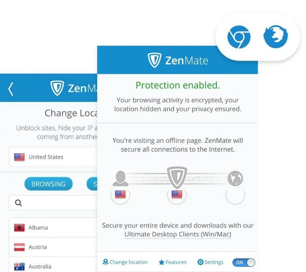 zenmate browser extension