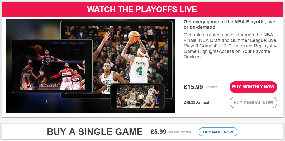 watch nba games live online