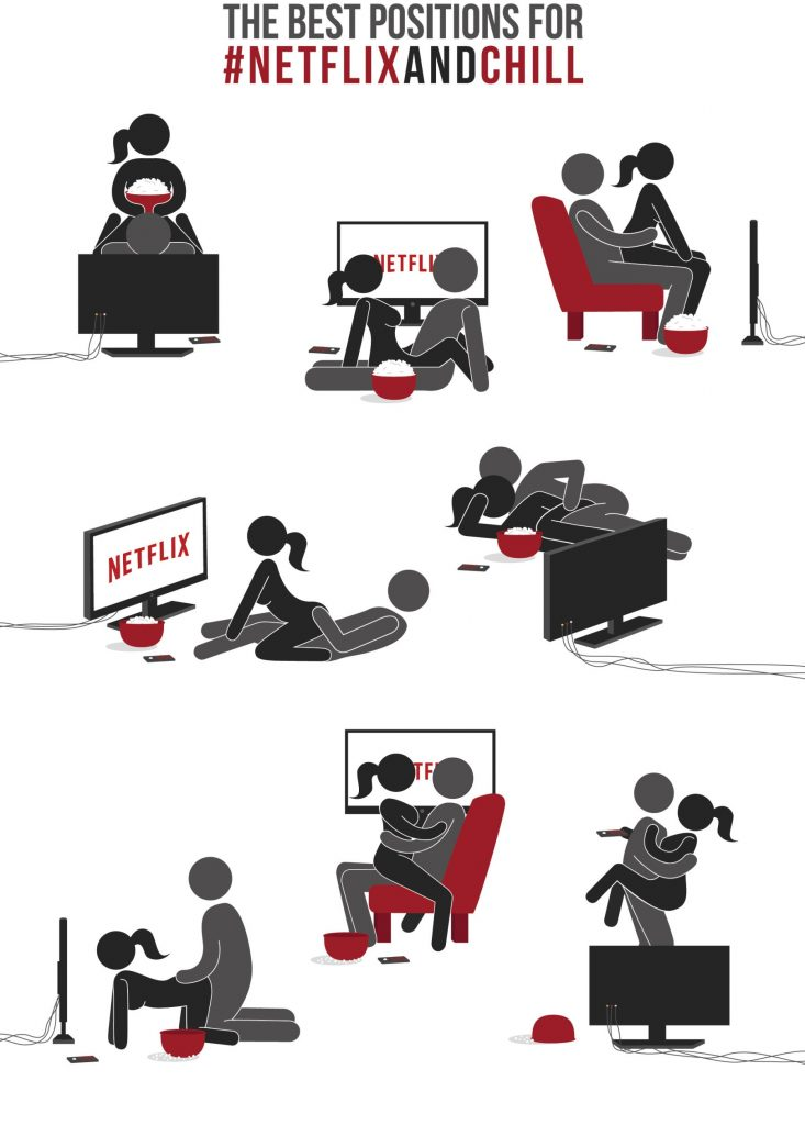 netflix and chill with a vpn