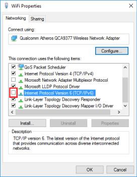 disable ipv6 tutorial