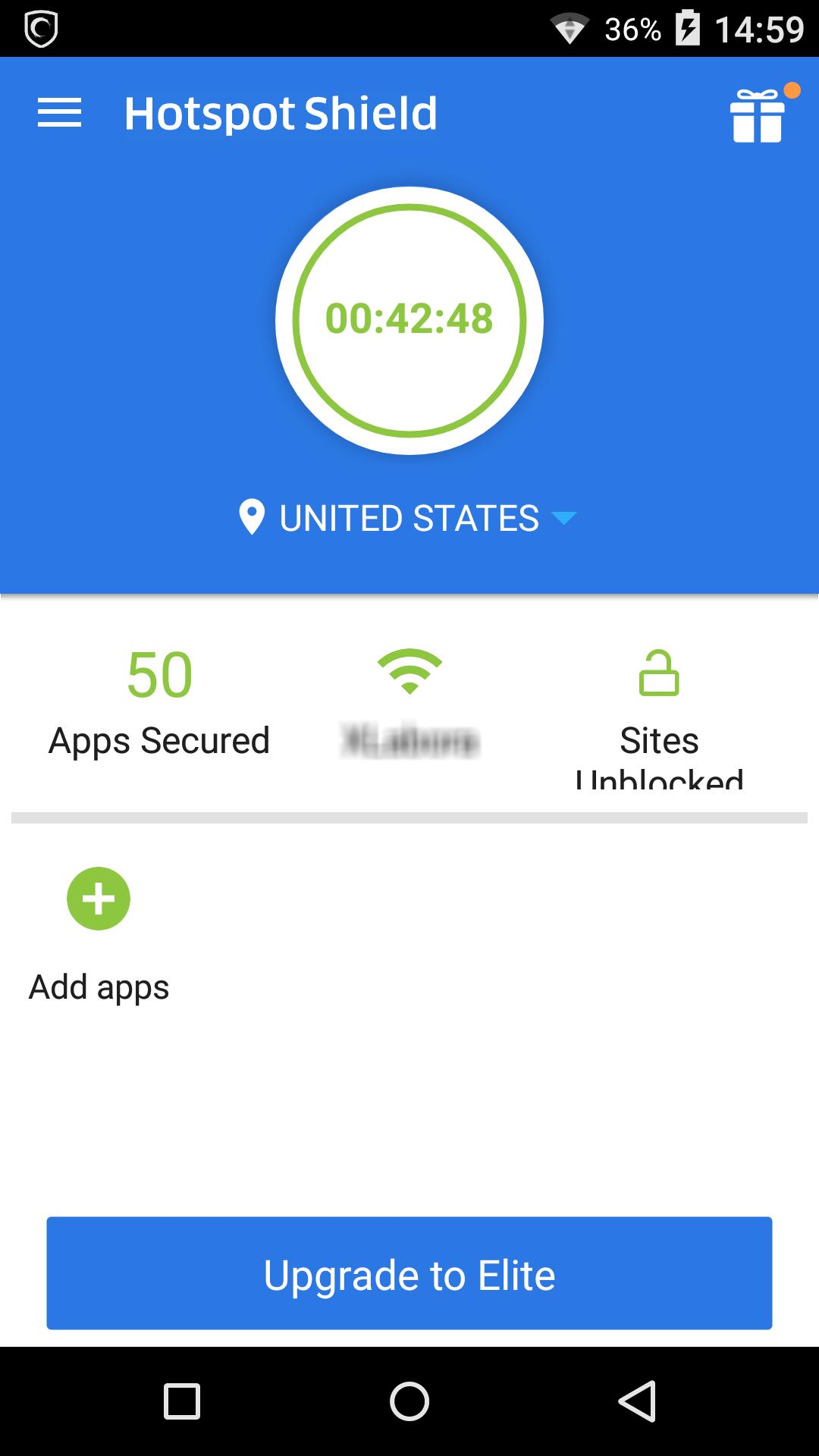 hotspot shield android