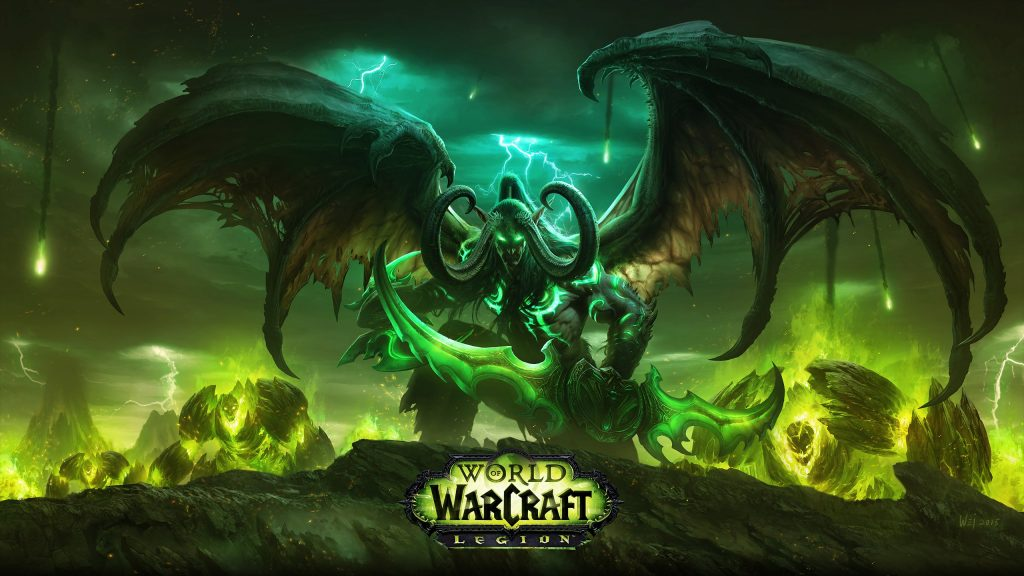 vpn mmorpgs world of warcraft