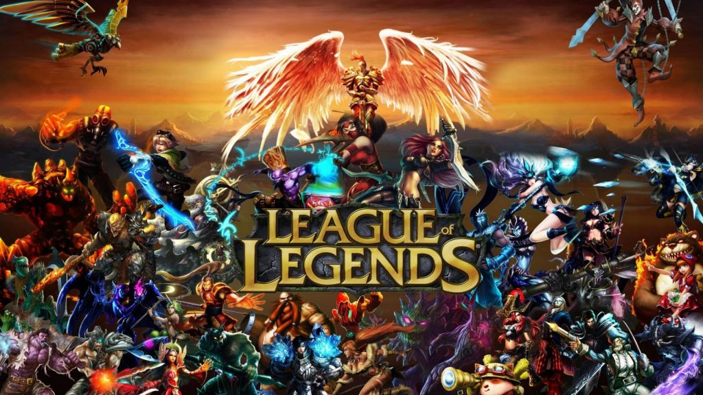 vpn online gaming league of legends