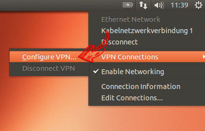 vpn for ubuntu
