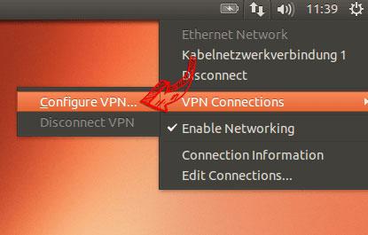 vpn for ubuntu