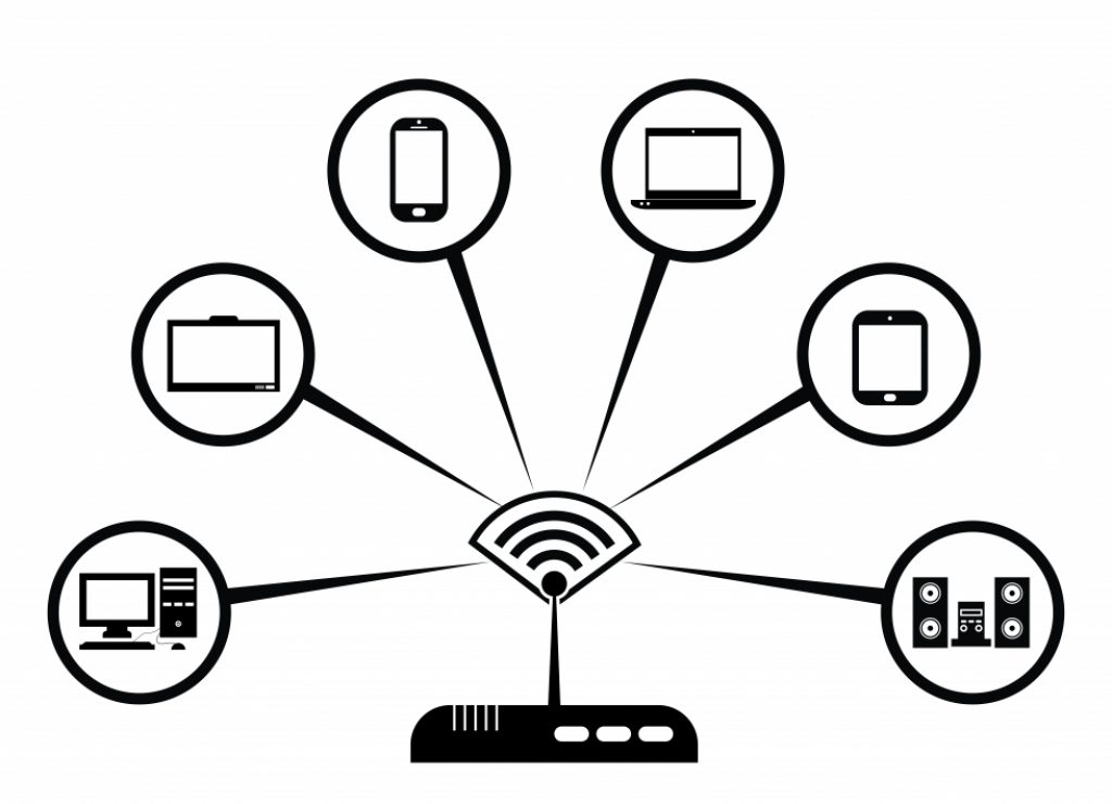 unsecured wifi network