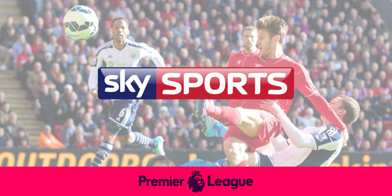 Watch EPL live on Sky Sports