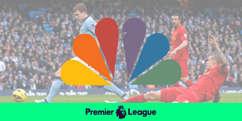 Watch EPL live streaming on NBC