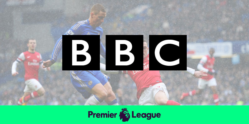 Watch Premier League catch up shows on BBC