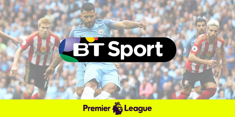Watch Premier League live on BT Sport