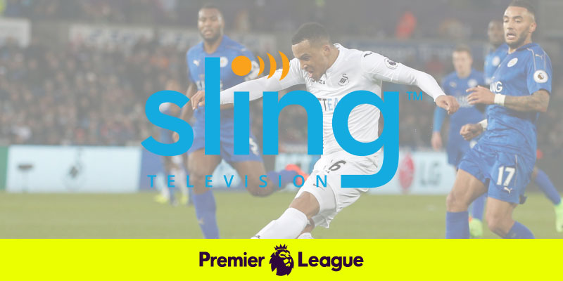 Watch Premier League live stream on Sling