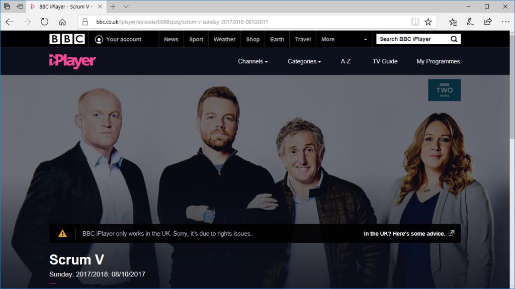 bbc six nations scrum v