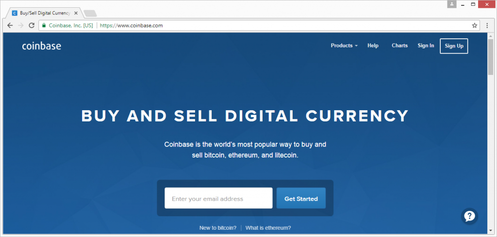 coinbase how to register