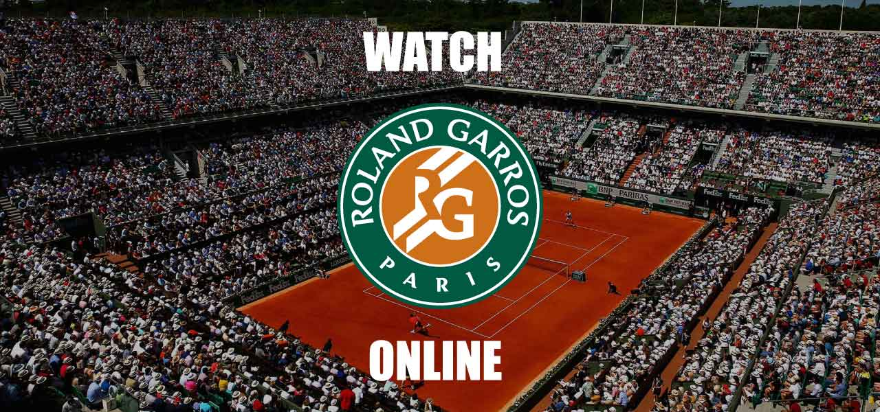streaming roland garros