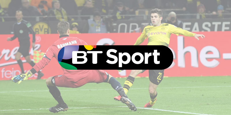 stream bundesliga bt sport