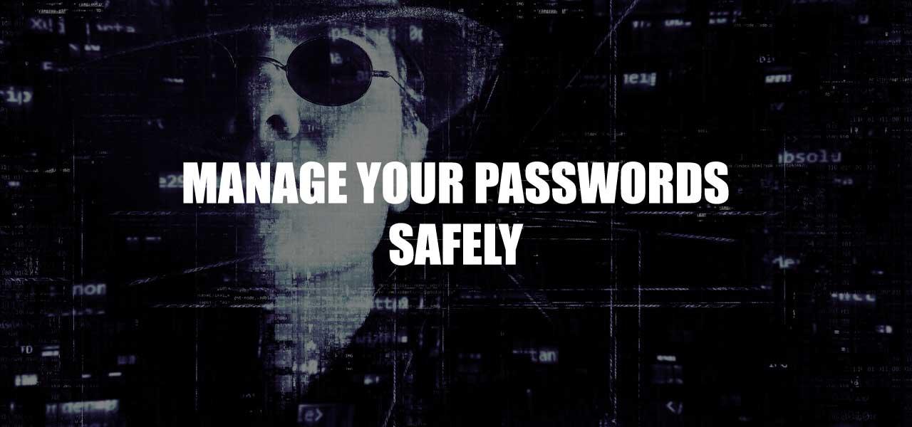 best way to keep passwords organized