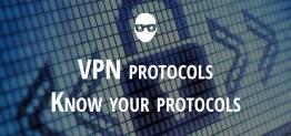 VPN protocols – A comparison: PPTP vs L2TP vs OpenVPN