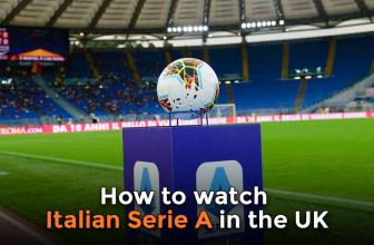 How to watch Serie A live streaming in the UK in 2021
