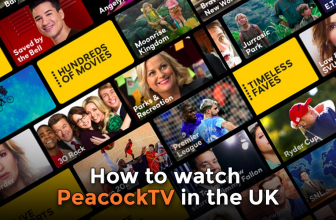 My Guide on How to Watch Peacock in the UK in 2021