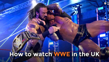 How to watch Wrestling online in the UK in 2021